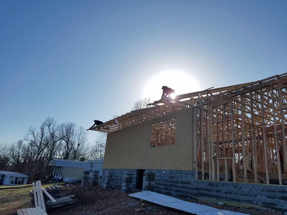 Northwest Arkansas metal roofing