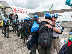 The end of a peacekeeping era | Global Peace Operations Review