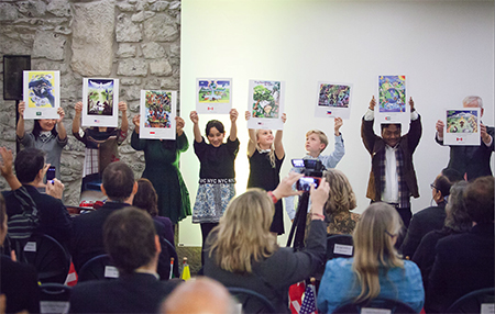 (English) Peace Pals International 20th Anniversary Celebration, Geneva, Switzerland