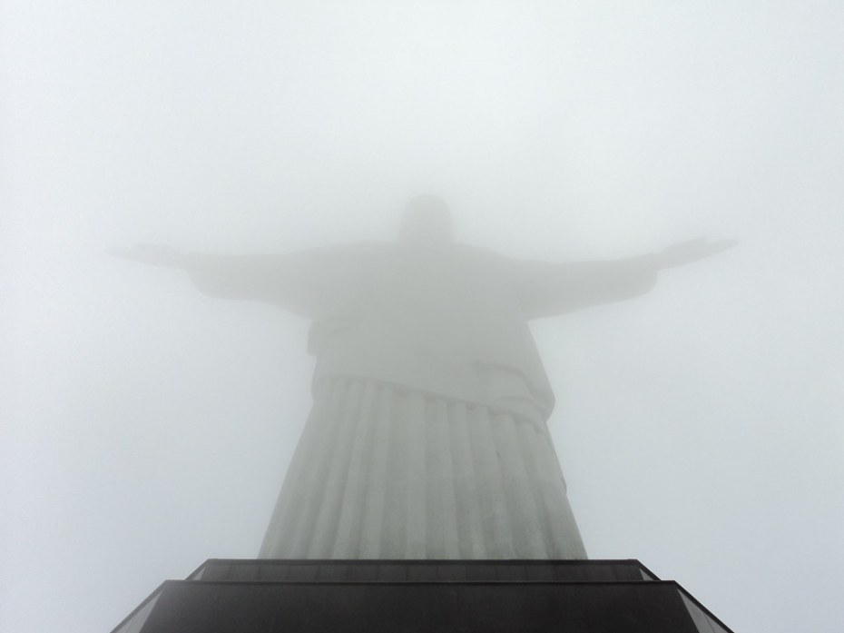 Christ Redeemer - Peace Revolution