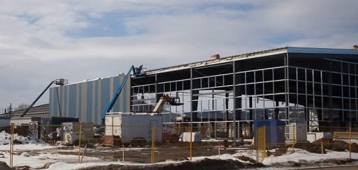 PRRC Construction March 21, 2018