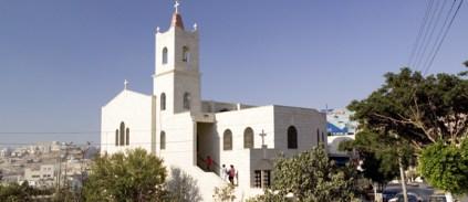 Church of the Good Shepherd, Rafidiya