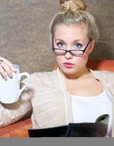 WPU Student looking studious