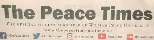 The Peace Times Newspaper