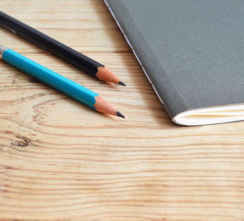 notebook-empty-design-paper-419635