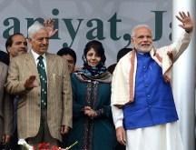 """Kashmir's-  Kowtowing """"Accession-Politicians"""""""