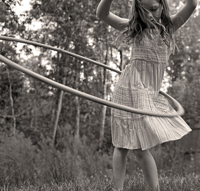Breaking Out the Hula Hoop