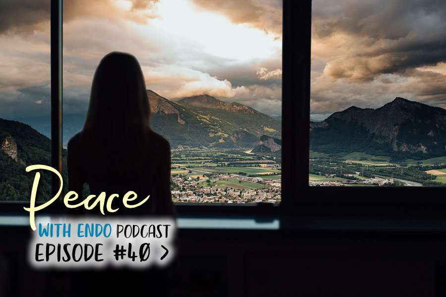 PWE40: Living a Courageous Life with Love, Loss & Endo with Megan Roberts