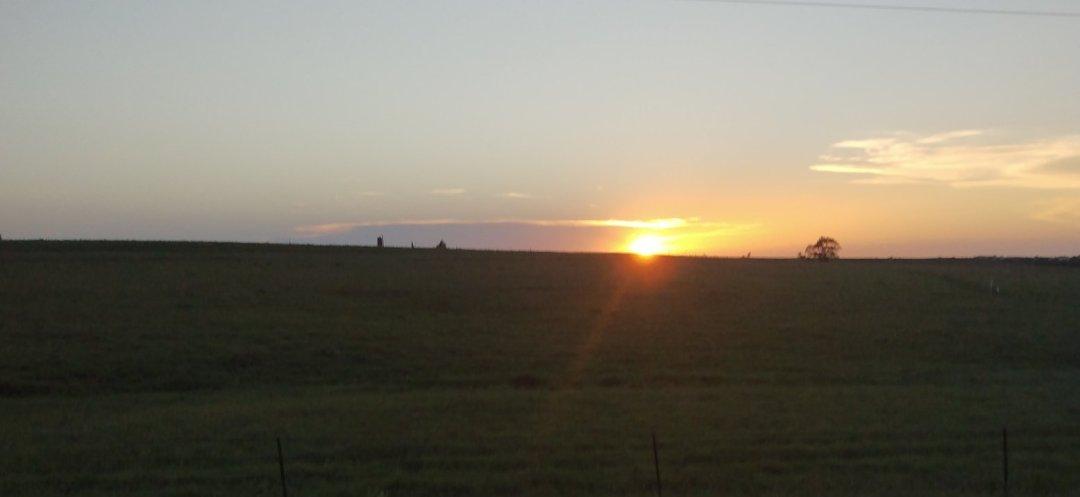 Herington Sunset