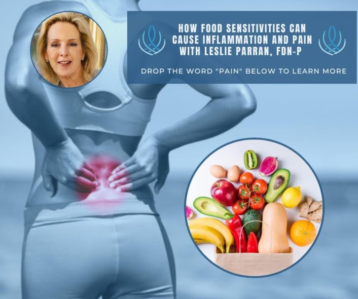Food Sensitivities Can Cause Inflammation and Pain