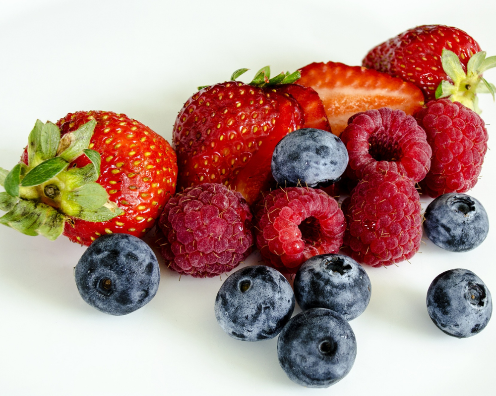 Berries are great foods for your joints!