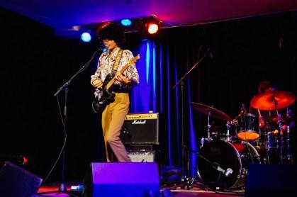 Anthony Koenn Peach Music Band Den Haag - Cafe Loburg Wageningen