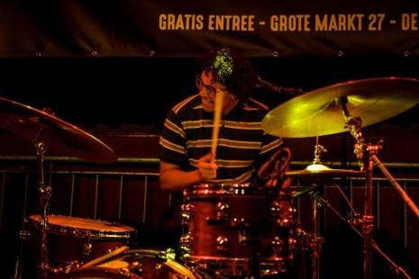 PEACH band music Den Haag Zwarte Ruiter - Zoe van der Zanden (11)