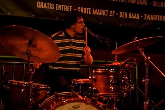 PEACH band music Den Haag Zwarte Ruiter - Zoe van der Zanden (16)