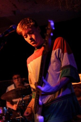 Peach Band Music - t Oude Pothuys, Utrecht - Zoe van der Zanden (11)