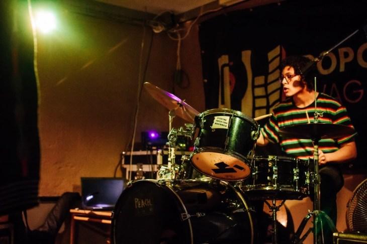 PEACH band Den Haag - Indiepub Wageningen (13)