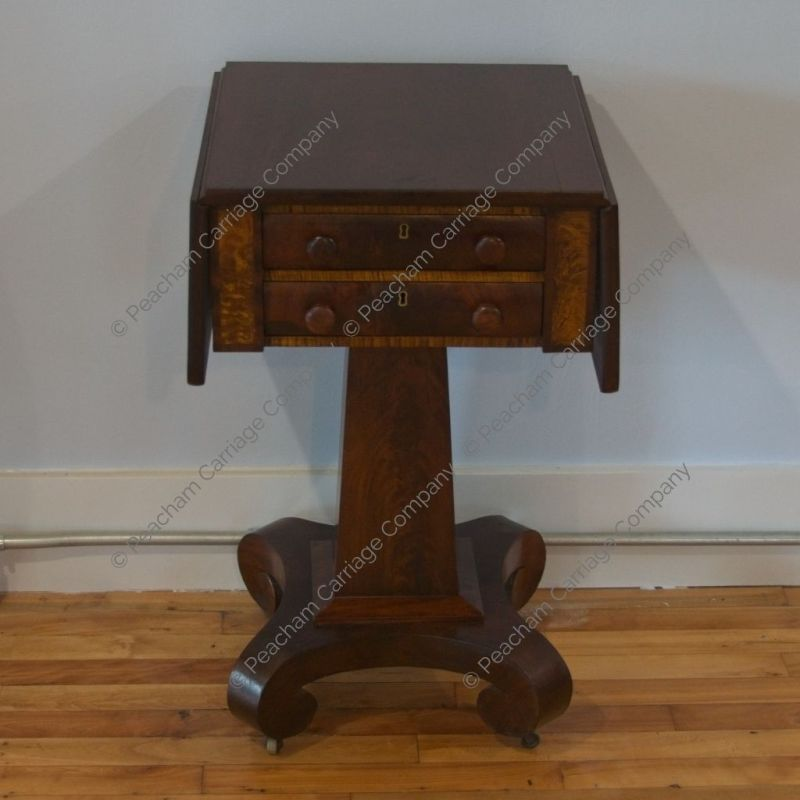 Drop-leaf Side Table