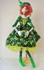 Doll - St. Pats