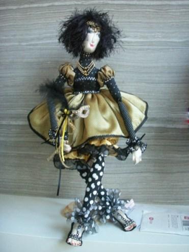 Doll - New Year