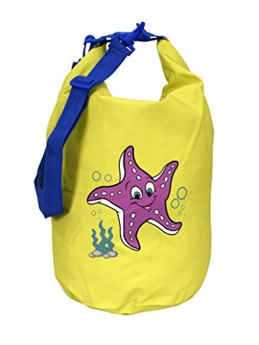kid's yellow aquapack