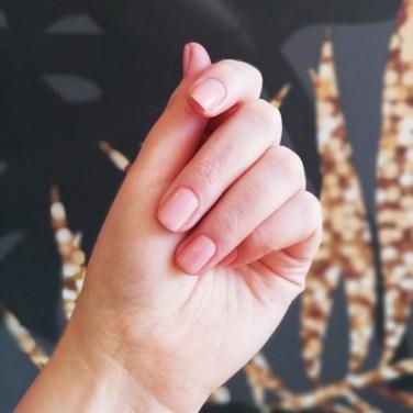My beautiful manicure