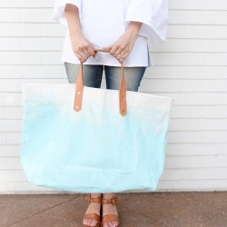 A Bag for All Occasions: Adelene Simple Cloth