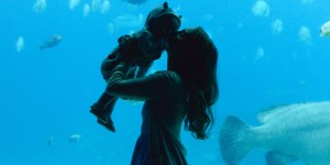 Baby Tips: Visiting the Georgia Aquarium