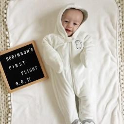 Travel Advice: Baby Edition