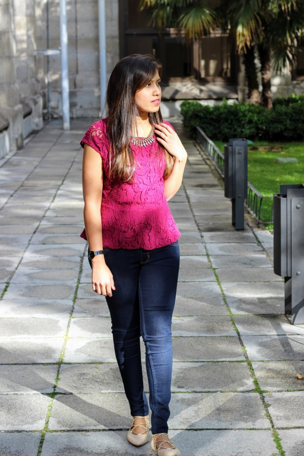 Peplum Top 7