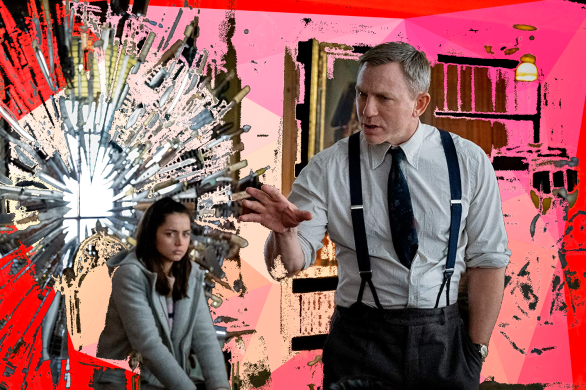 Daniel Craig's accent and why you should watch 'Knives Out' in theaters