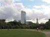 Blick in die Stadt