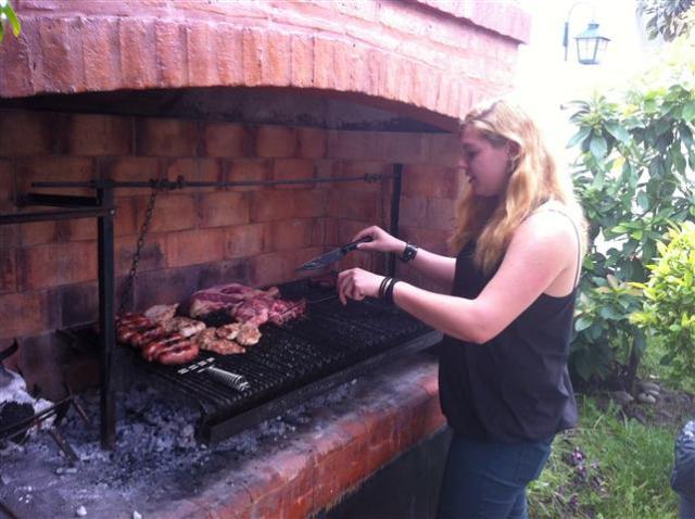 Anna am Grill