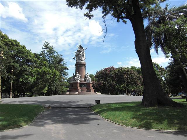 Statue andere Ansicht