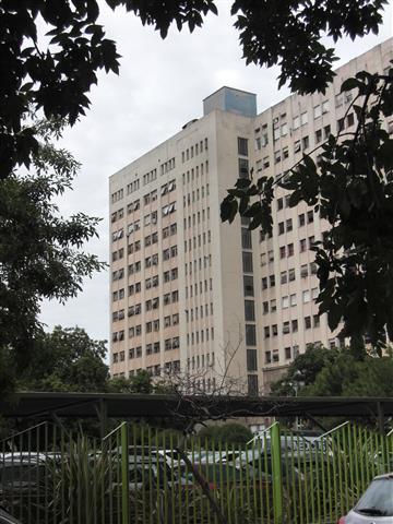 Krankenhaus Nah