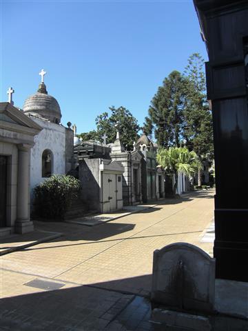 Cementerio de Recoleta 6