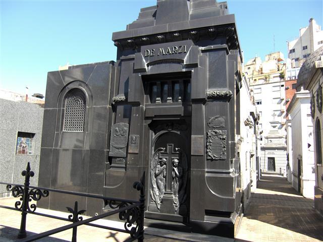 Cementerio de Recoleta 9