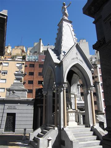 Cementerio de Recoleta 10