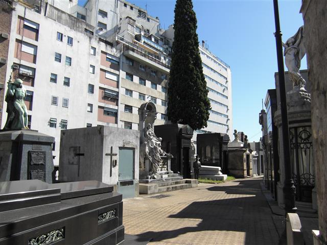 Cementerio de Recoleta 11