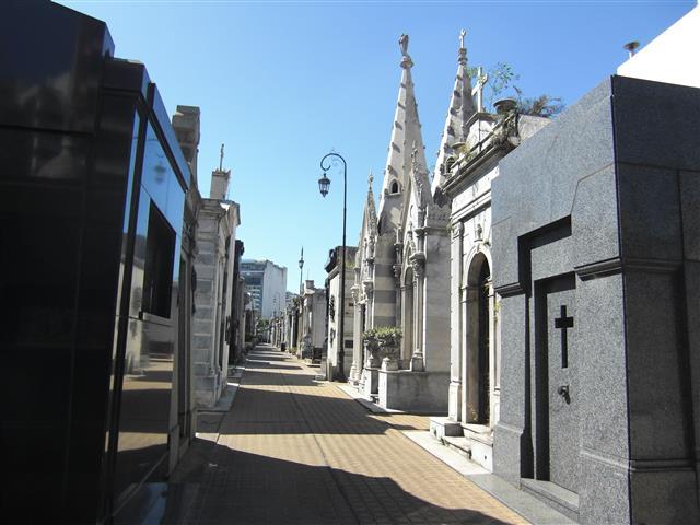 Cementerio de Recoleta 20