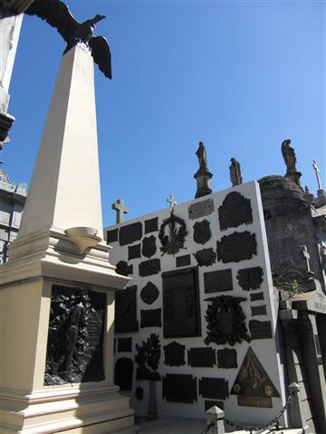 Cementerio de Recoleta 32