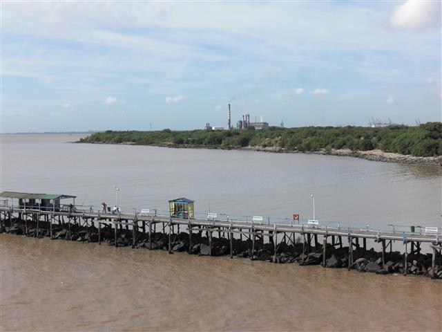 Buenos Aires vom Schiff 9