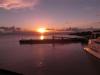 Sonnenuntergang auf dem Schiff 7
