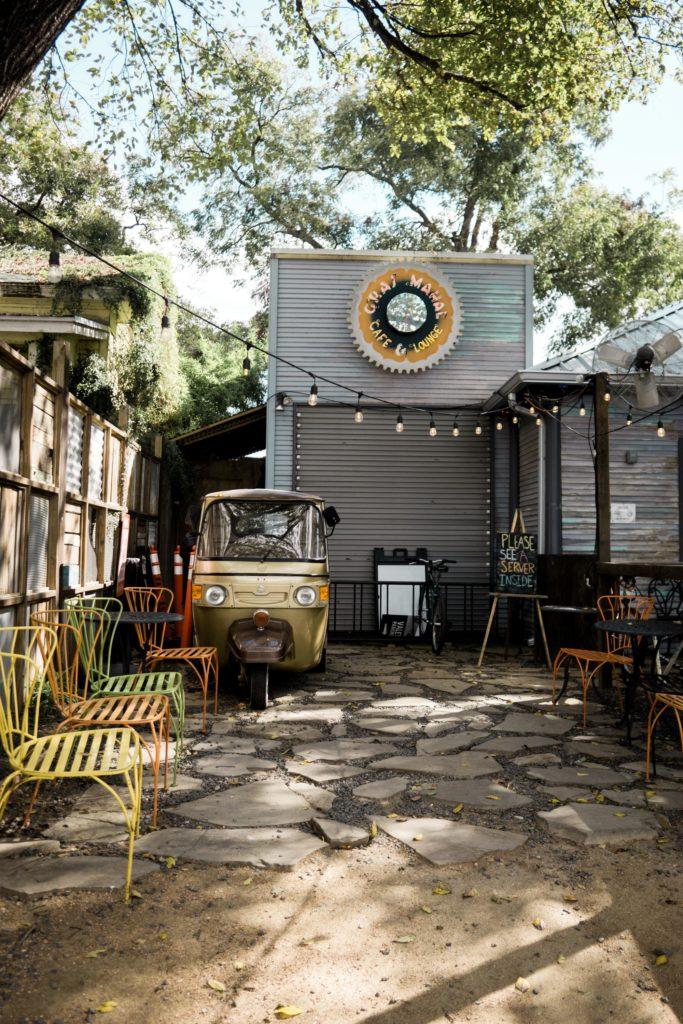 Austin Texas Rainey Street