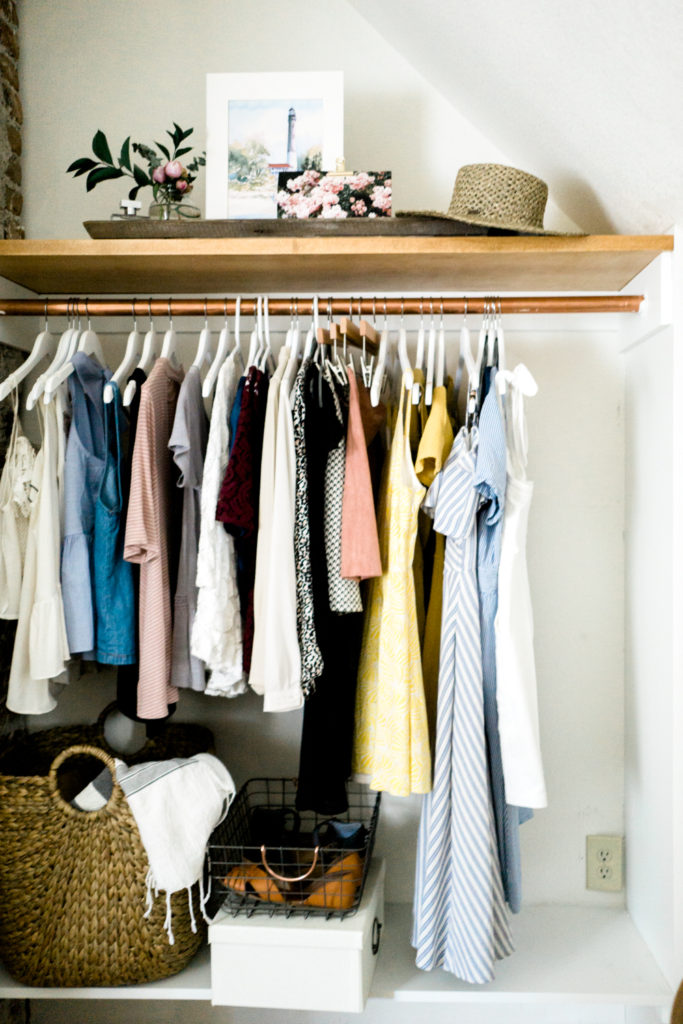6 Habits of a Well Loved Closet