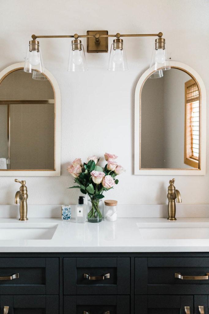 Bathroom Remodel with Costco Vanity