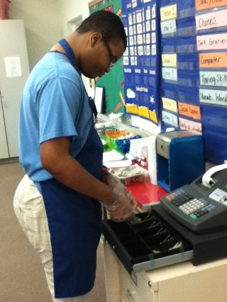How to use a cash register