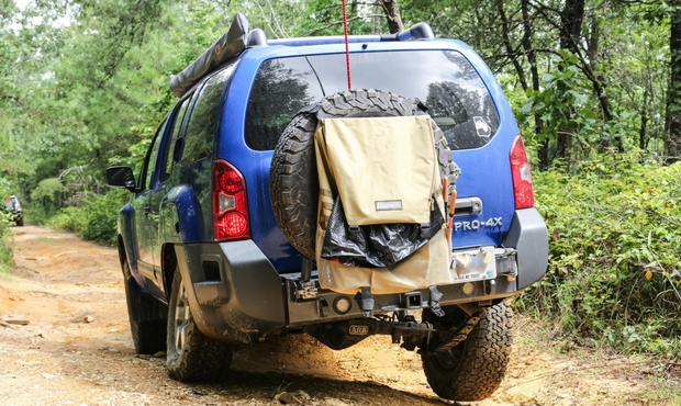 Click for more info on Kevin's Xterra.