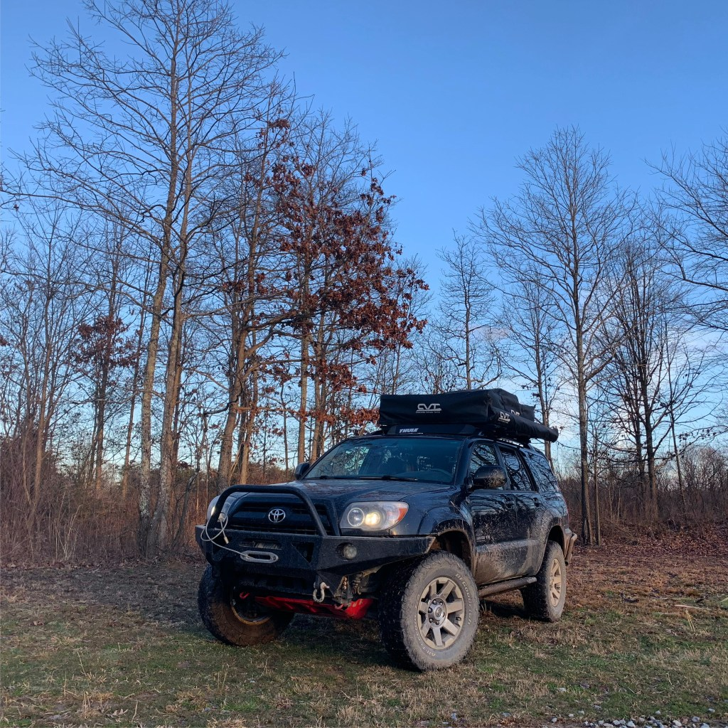 Dan's 2008 4Runner GOXPLOR4x4