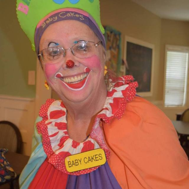 Baby Cakes – Professional Clown – Alley Secretary