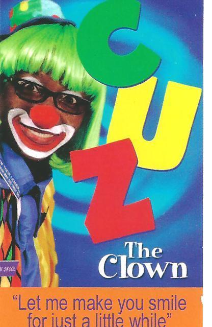 Cuz – Professional Clown – Alley Chaplain